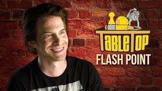 Download TableTop: Wil Wheaton Plays Flash Point: Fire Rescue w/ Clare Grant, Kelly Hu, & Seth Green Video