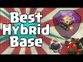 Download 2017 World's Best TH11 Hybrid Base/Defense/Trophy/Anti Dark Elixir/Clash Of Clans Base Strategy Video