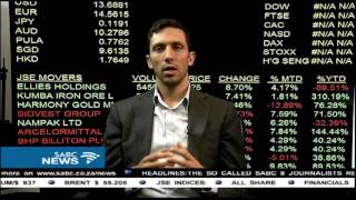 Download Markets report with Michael Treherne Video