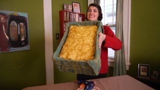 Download Homemade Fancy Cat Bed With Mitchell Crisp Video