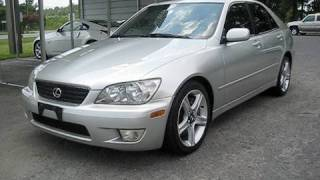 Download 2001 Lexus IS300 Start Up, Engine, and In Depth Tour w/ Short Drive Video
