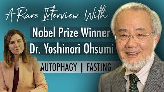 Download Rare Interview with Nobel Prize Winner, Dr. Yoshinori Ohsumi on Autophagy Video