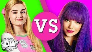 Download Descendants VS Z-O-M-B-I-E-S! Disney Channel Showdown   Dream Mining Video
