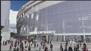 Download Warriors Announce Groundbreaking Ceremony For New Arena Video