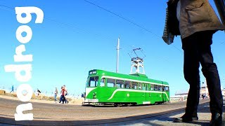 Download Tramway Extension to Blackpool North - Blackpool Tram Vlog Video