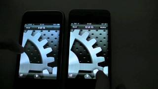 Download iPhone 3Gs iOS 5 vs iPhone 4 iOS 5 Video