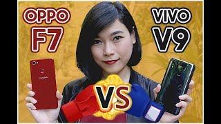 Download เทียบกันหมัดต่อหมัด OPPO F7 vs VIVO V9 Video