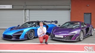 Download Here's Why the Senna Costs £500,000 MORE than the 675LT! Video