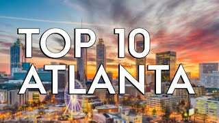 Download ✅ TOP 10: Things To Do In Atlanta Video