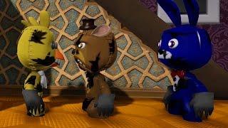 Download LittleBigPlanet 3 - Night Fight at Fredbear's Nightmare - LBP3 FNAF Animation Video