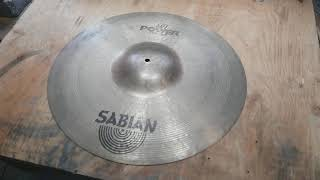 Download Sabian 22″ HH Power Bell Ride - Polish - The Cymbal Project Video