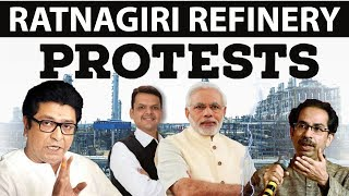 Download Ratnagiri Protest - Asia's Largest Oil Refinery - 3 Lakh Crore project - Current Affairs 2018 Video