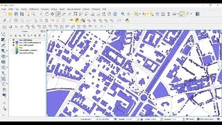 Download QGIS: Download data from OpenStreetMap in vector format Video