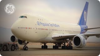 Download Farewell to the Queen of the Skies: The last flight of GE's 747-100 flying test bed Video