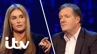 Download Caitlyn Jenner Shuts Down Piers Morgan After Offensive Comment | Piers Morgan's Life Stories Video