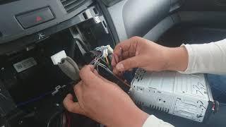 Download Como Instalar Estereo Y Bocinas En Nissan Np300 / JMK Video