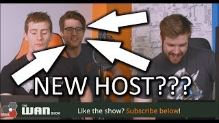 Download NEW HOST? - WAN Show May.11 2018 Video