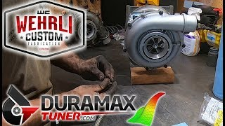 Download Truck Upgrades with Duramaxtuner and Wehrli Custom Fab: Day 4 Video