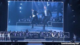 Download Andy Tap Dances with Hugh Jackman Video
