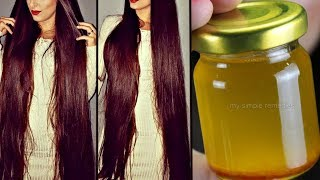 Download Just 1 Wash & Your Hair Will Never Stop Growing - Grandma's Secret To Grow Hair Like Crazy Video