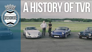 Download The history of TVR in 4 cars Video