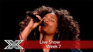 Download Alicia Keys performs Blended Family on The X Factor! | Results Show | The X Factor UK 2016 Video