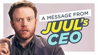 Download JUUL CEO: No More Advertising to Kids Video