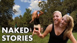 Download Abby and Brittany Will Destroy You At Volleyball Video
