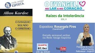 Download Raízes da Intolerância - Rosângela Pires Video