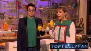 Download Eastenders Live ″How's Adam?″ moment recreated by Mel & Sue (19.2.15) Video