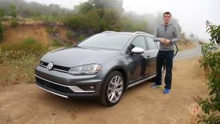 Download 2017 Volkswagen Golf Alltrack | It's A Cargo Hauling Champion | Autotrader Video