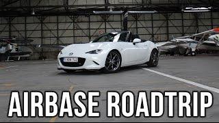 Download Airbase roadtrip - Miata In Action - Episode 15 Video