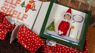 Download The Elf on the Shelf Arrived - Unboxing Video