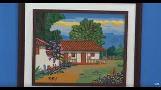Download Cómo bordar una Finca con Tejido Guatemanteco Video