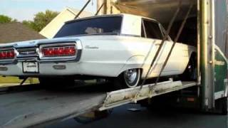 Download 1965 Ford Thunderbird unboxing Video