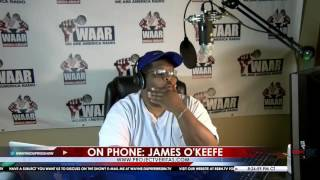 Download Wayne Dupree Interview with James O'Keefe on RSBN 10/13/16 Video