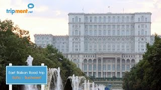 Download Bucharest: The city with the 2nd largest state building in the world Video