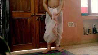 Download How to Wear a Dhoti in Simple and Basic Steps Video