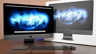 Download Apple iMac Pro: Unboxing & Review Video