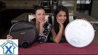 Download DEEBOT 901 Vs 360 Robot Vacuum Cleaner with Laser Floor Mapping Video