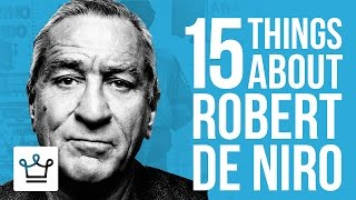 Download 15 Things You Didn't Know About Robert De Niro Video