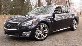 Download 2016 Infiniti Q70L - Start Up, Road Test & In Depth Review Video