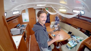 Download Freshening up La Vagabonde (Sailing La Vagabonde) Ep. 73 Video