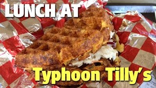 Download Lunch at Typhoon Tilly's | Typhoon Lagoon Video