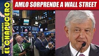 Download AMLO SORPRENDE A WALL STREET CON AUDAZ ESTRATEGIA FINANCIERA Video