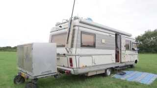 Download Practical Motorhome meets the owners of a 175,000-mile Hymer motorhome Video