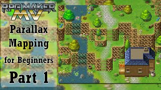 RPG Maker MV Tutorial -how to increase or decrease sprite size- Free