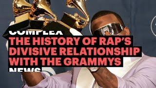 Download The History of Rap's Divisive Relationship With The Grammys Video