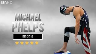 Download Michael Phelps ● Rio 2016 | Motivational Video | Best Moments - HD Video