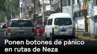 Download Botones de pánico en rutas de transporte público en Neza - Inseguridad - En Punto con Denise Maerker Video